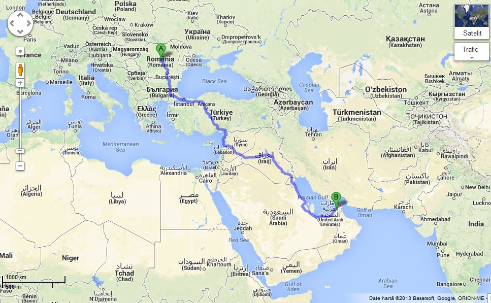 Imi Spuneti Si Mie Unde Este Dubai Brainly Ro