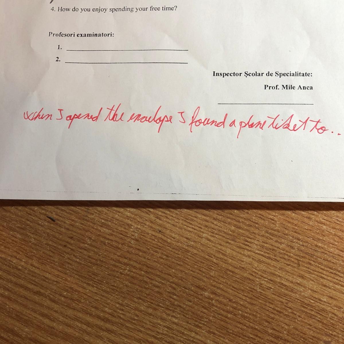 Compunere in engleza brainly