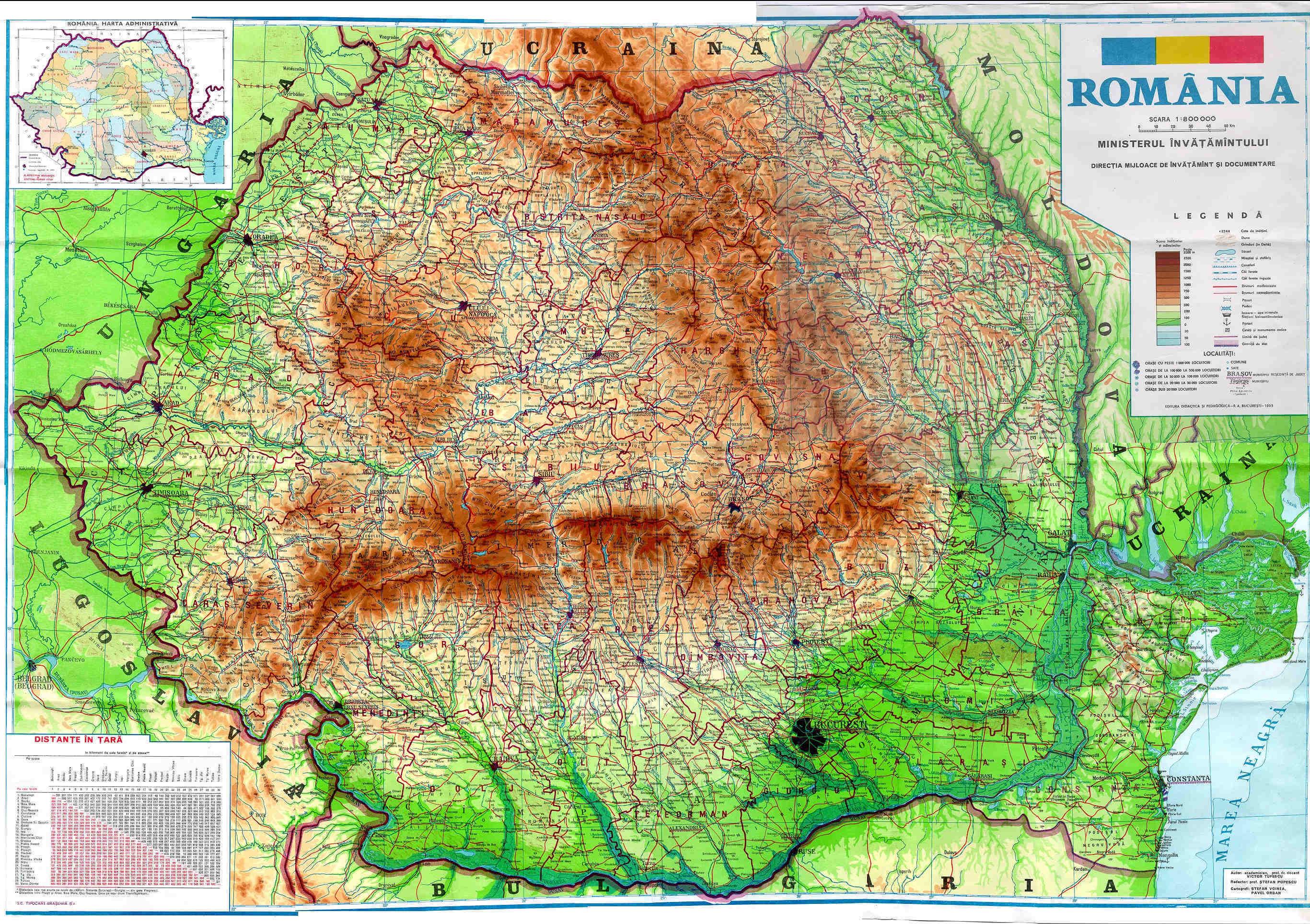 Vreau Poza Cu Harta Romaneasca Si Republica Moldova Harta Fizica