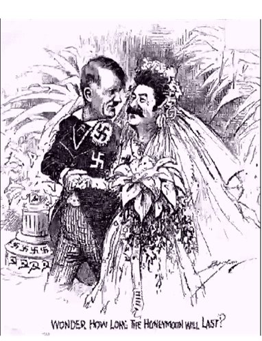 Imagini pentru stalin si hitler photos