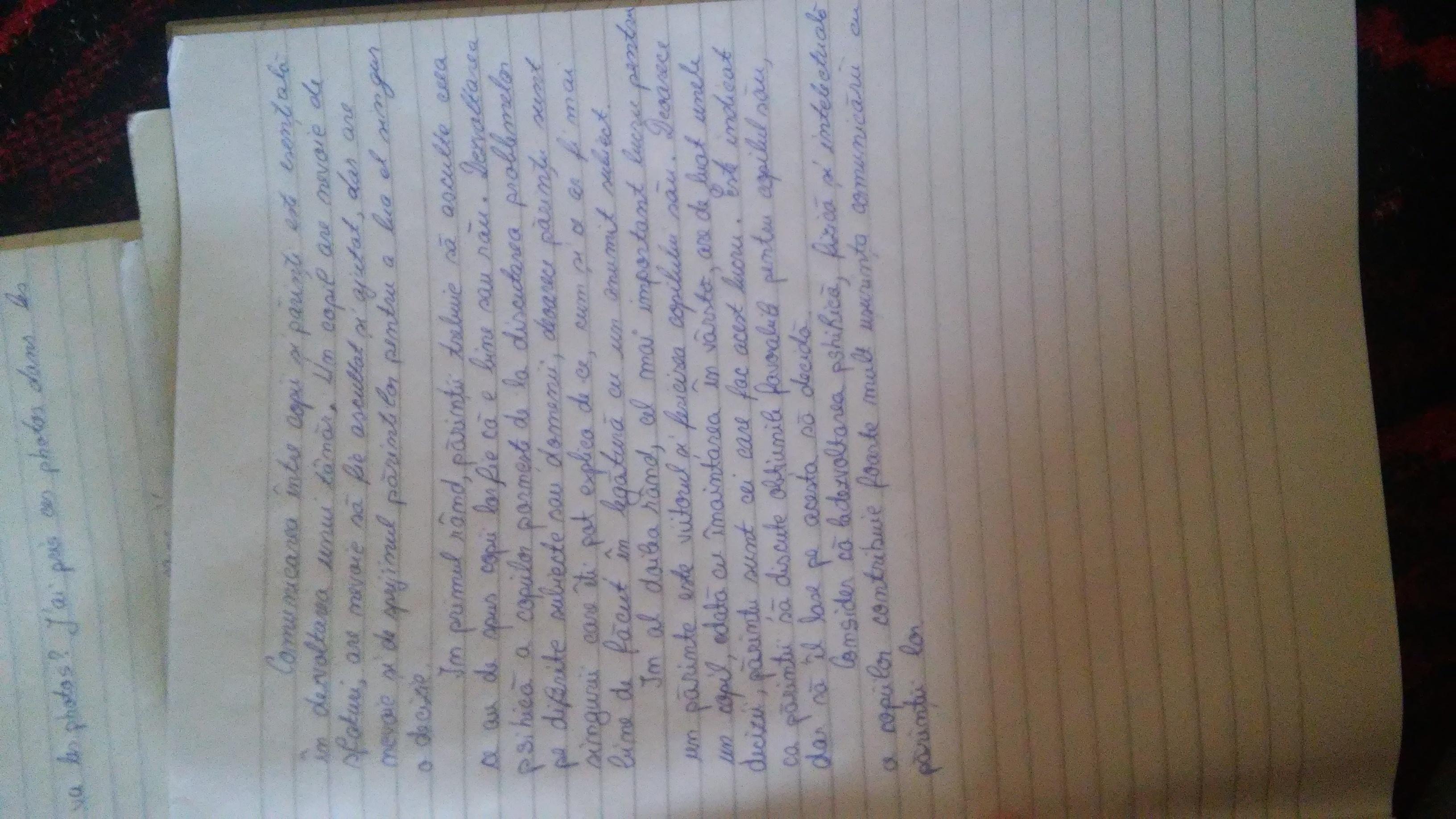 Personalitatea eseu argumentativ